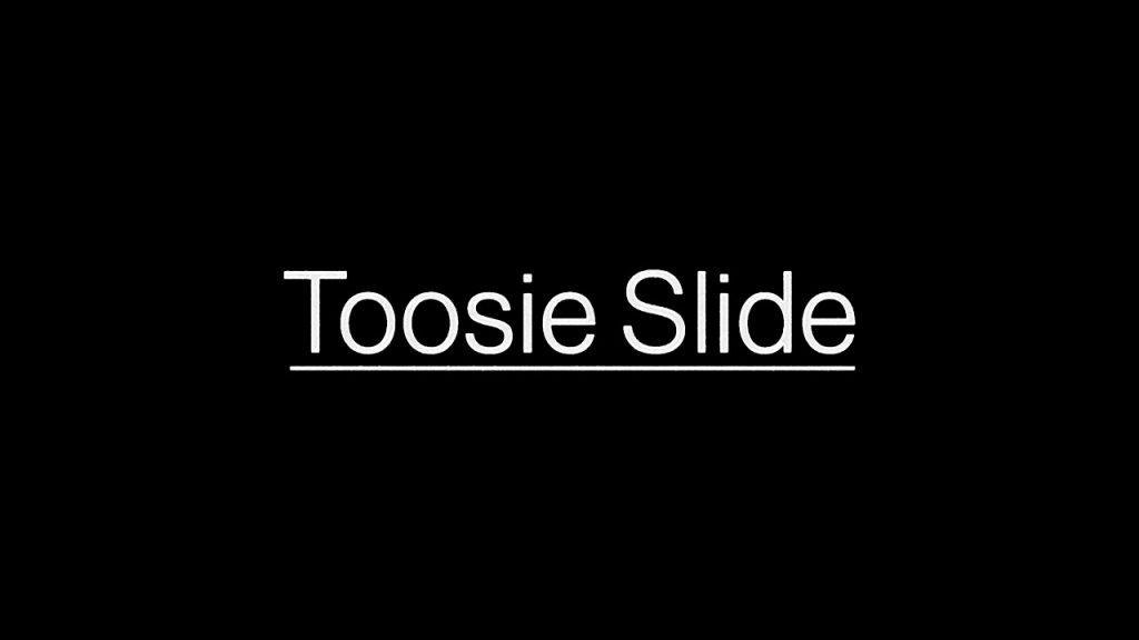 Drake New Music Video 'Toosie Slide'