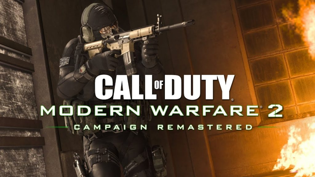 GAME ALERT!: Call of Duty: Modern Warfare 2 Releases Campaign Remastered Official Trailer