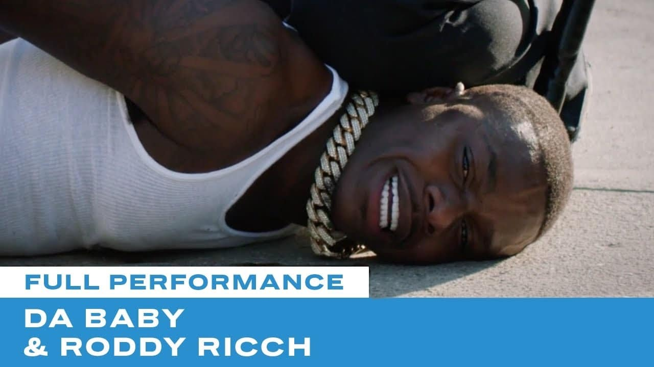 "DaBaby & Roddy Ricch ""Rockstar"" Video Release"