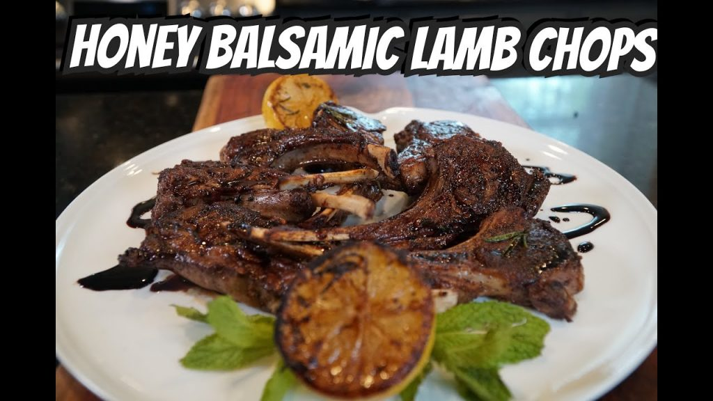 Quick & Easy Lamp Chops