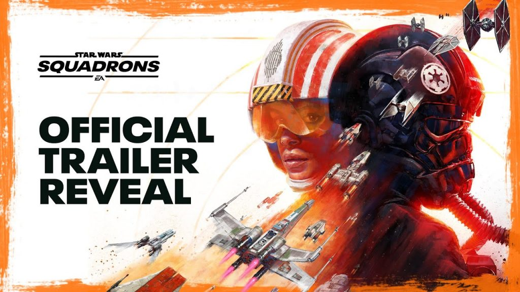 Star Wars: Squadrons Official Trailer