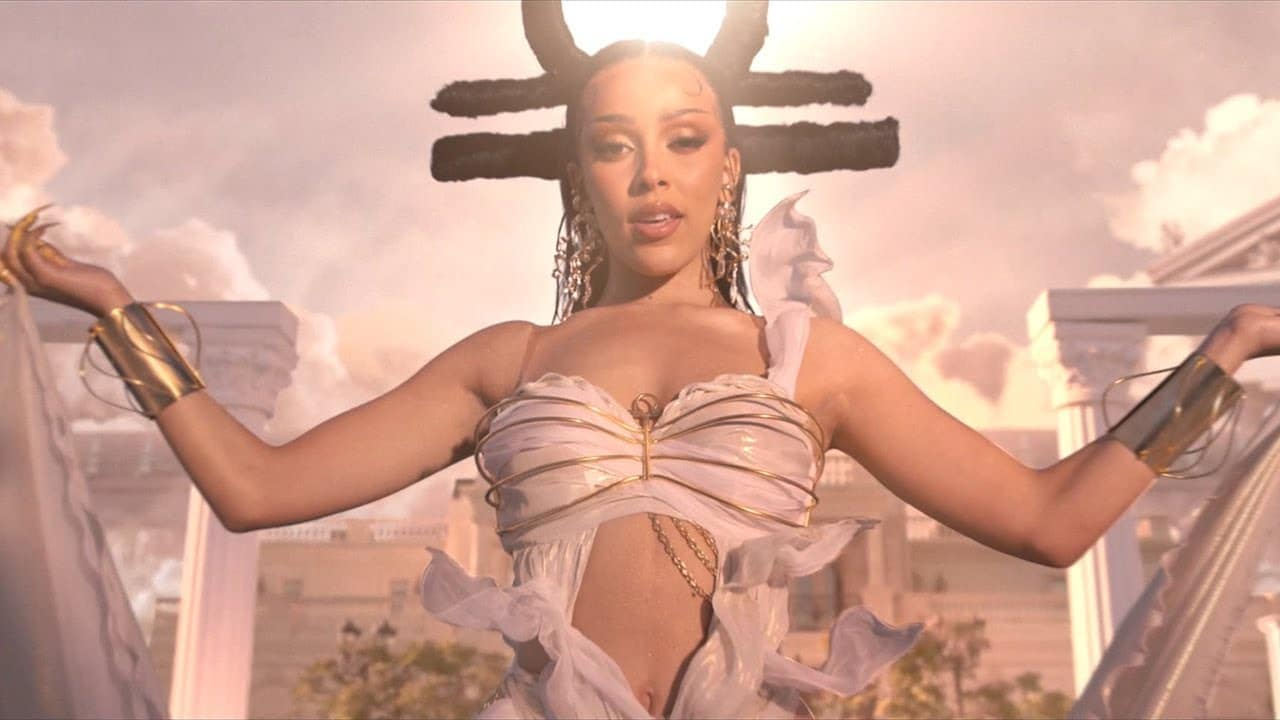 Doja Cat, The Weeknd - You Right MUSIC VIDEO