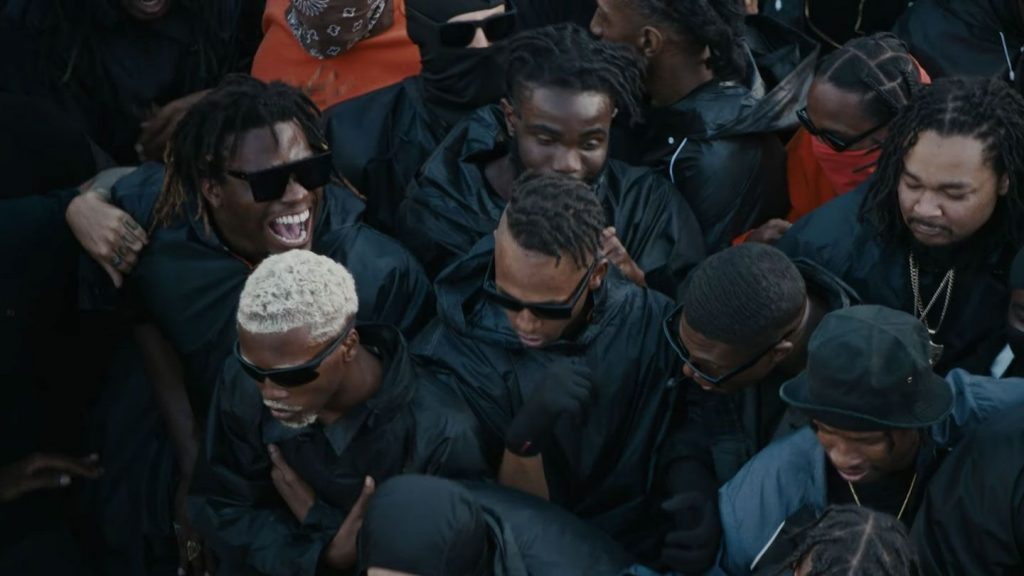 Baby Keem Official Music Video Ft. Kendrick Lamar-'Family Ties'