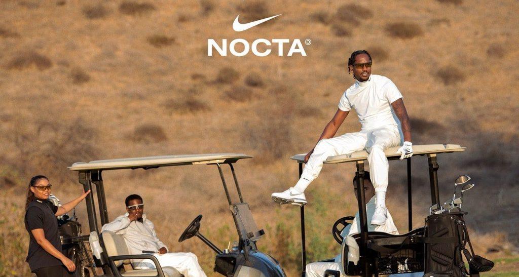 Drake Unveils NOCTA x Nike Golf Collection